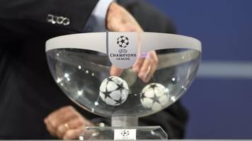 Auslosung - Champions League: Bayern gegen Atlético,  Salzburg und Moskau