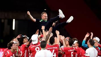 Bayern-Coach Flick von UEFA als Trainer des Jahres geehrt