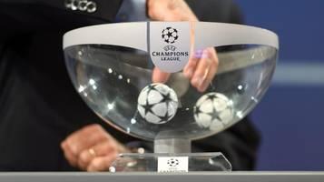 Champions-League-Auslosung im Liveticker: Auf wen treffen der FC Bayern und der BVB?