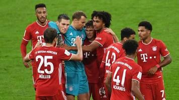 Fünfte Trophäe 2020: Bayern auch Supercup-Sieger - Haben für den Pott gefightet