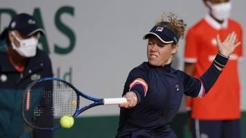 French Open: Siegemund gewinnt in Paris deutsches Duell gegen Görges