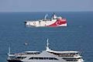 streit um gas im mittelmeer - griechenland und türkei vereinbaren system zur vermeidung von zwischenfällen