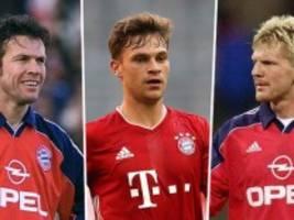 Joshua Kimmich beim FC Bayern: Kurz vor der Ruhmeshalle für Führungsspieler