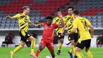 Bayern gegen Hertha wohl ohne Coman: Goretzka und Alaba fit