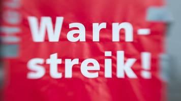 Erneut ÖPNV-Warnstreiks in Hessen