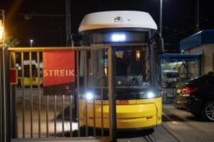 Verkehr: Fahrgastverband äußert Verständnis für Warnstreiks im ÖPNV