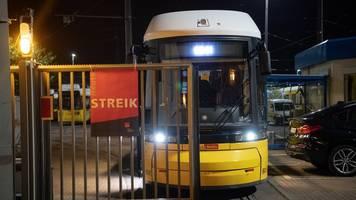 Fahrgastverband äußert Verständnis für Warnstreiks im ÖPNV