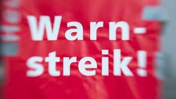 Warnstreiks legen Verkehr in Niedersachsen und Bremen lahm
