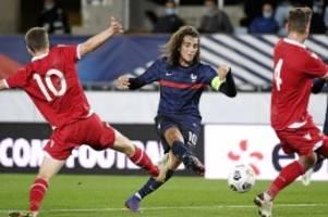 Hertha BSC: Hertha-Zugang Guendouzi glänzt bei Frankreichs U21