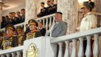 nordkorea: kim jong un entschuldigt sich bei der bevölkerung
