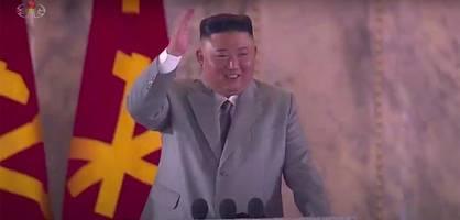 """kim jong-un entschuldigt sich für """"schwierige lebensverhältnisse"""""""
