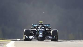 formel 1 auf dem nürburgring: pole von bottas vor hamilton - hülkenbergs wilder ritt