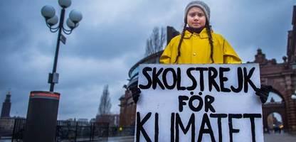 Greta Thunberg zur US-Wahl: Biden ist die bessere Wahl