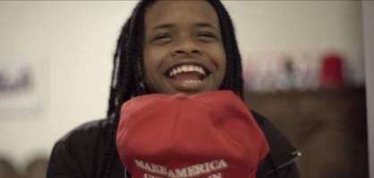 Sie sind jung, schwarz, gebildet – und Trump-Wähler