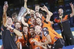 Berlin Volleys gewinnen erneut den Supercup