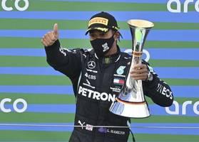 herzschlagfinale bei formel 1 am nürburgring! hamilton historisch, hülkenberg sensationell
