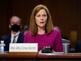 kampf um supreme court: kippt trumps kandidatin obamacare?