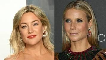 kate hudson und gwyneth paltrow: sie verraten ihre schrecklichsten filmküsse