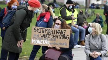 Verdi: 14 000 Beschäftigte bei Warnstreiks in NRW