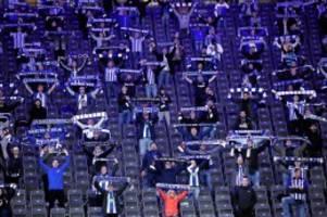 Hertha BSC: Trotz steigender Corona-Zahlen: Hertha plant mit Zuschauern