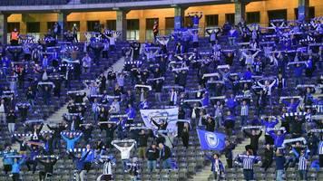 Corona-Krise: Hertha plant weiter mit 5000 Zuschauern gegen Stuttgart