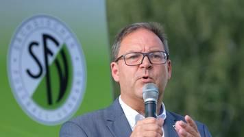 fußball-präsident winkler: keine ostkompetenz in task force