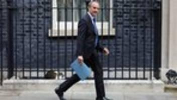 brexit: britischer außenminister hält handelsabkommen mit eu noch für möglich