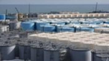Fukushima: Japan will radioaktiv verseuchtes Wasser ins Meer pumpen