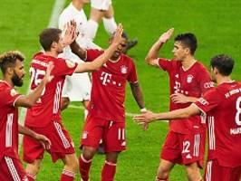 Fünf Debütanten im DFB-Pokal: Der FC Bayern ahnt jetzt, was er bekommt