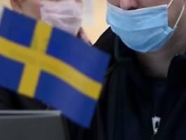 frau zweimal an covid erkrankt: schweden meldet erste mehrfachinfektion