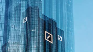 """deutsche bank: """"es wird alles getan, um die unternehmensbank gut aussehen zu lassen"""""""