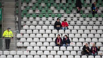 Grenzwert zu hoch: Freiburg gegen Werder doch ohne Zuschauer