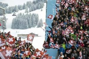 Ski-Weltcups in Schweiz komplett ohne Zuschauer