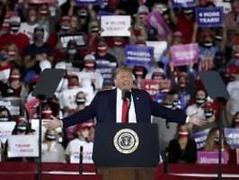 us-wahlkampf spitzt sich zu: trump: muss vielleicht land verlassen