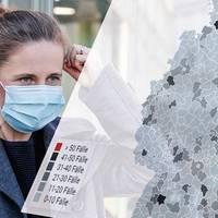 Corona-Pandemie: Hier wird es kritisch: Diese Kreise und Städte halten die Obergrenze (nicht) ein