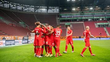 fußball-bundesliga: rb leipzig gewinnt in augsburg - dortmund siegt dank reus