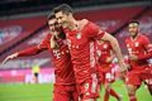 Bundesliga - Bielefeld - Bayern im Live-Ticker: Flick rotiert gegen Aufsteiger