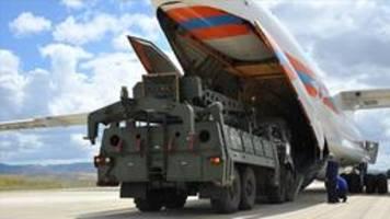 S-400-System: Türkei testet wohl russische Raketenabwehr