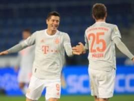 Bundesliga: FC Bayern siegt locker und klettert