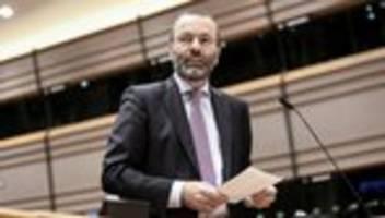 Brexit: EVP-Fraktionschef wirft Boris Johnson Verantwortungslosigkeit vor