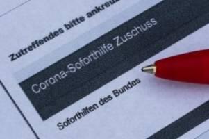 Angaben der Bundesländer: Mehr als halbe Milliarde Euro Soforthilfen zurückgezahlt