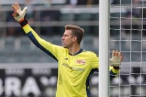 Interview: Union-Torwart Luthe vor Schalke-Spiel: Es geht nicht um Instagram-Follower
