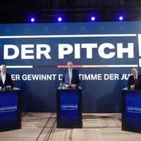 Röttgen, Laschet, Merz: Kandidaten für CDU-Parteivorsitz stellen sich Junger Union vor – so lief das erste Schaulaufen