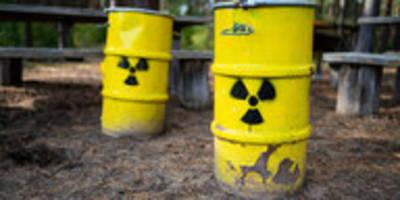 suche nach deponie für atommüll: kritik an endlagerkonferenz