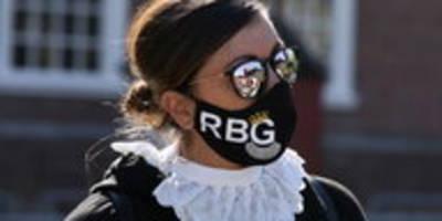 Proteste wegen Richterin Barrett: Wut in Washington