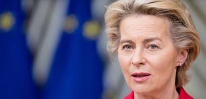 plan der kommissionspräsidentin von der leyen: inspirationen von bauhaus für europa