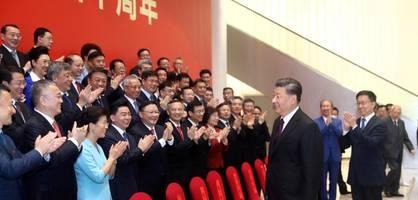 China droht US-Regierung mit Festnahmen von Amerikanern