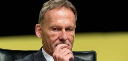 watzke schlägt alarm und kritisiert angela merkel