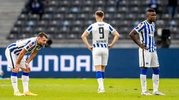 Erneute Heimpleite - Pfiffe für Hertha: Klare Worte statt Europapokal-Träumerei