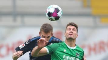 Bundesliga-Absteiger klar besser: Paderborn schlägt Hannover